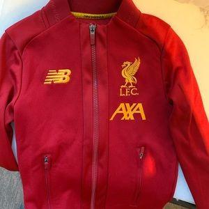 New Balance LFC jacket - Size 6 Boys
